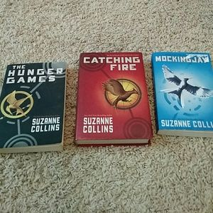 Other - Entire Hunger Games Series